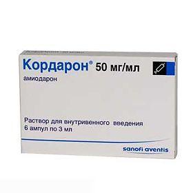 Кордарон цена в москве от 304 руб. , купить кордарон, отзывы и.