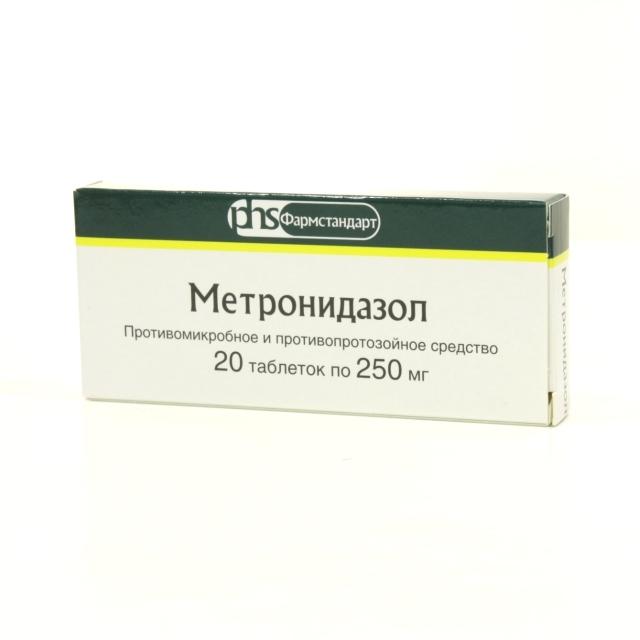 метронидазол лект инструкция по применению таблетки - фото 8