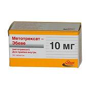 Купить Метотрексат-Эбеве таблетки 00 мг, 00 шт. цена