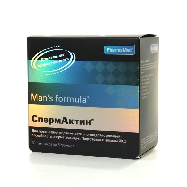 Купить спермактин в аптеках зеленограда