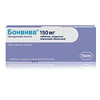 бонвива инструкция по применению цена отзывы таблетки - фото 5