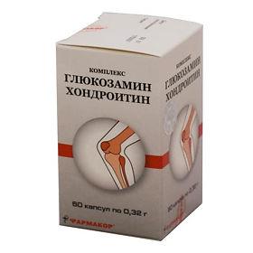 глюкозамин хондроитин фото