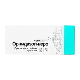 орнидазол-веро инструкция по применению цена отзывы