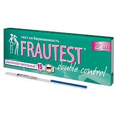 Купить Тест возьми жеребость Frautest Double control, тест, 0 шт. цена