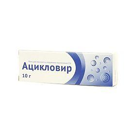 Ацикловир таблетки инструкция