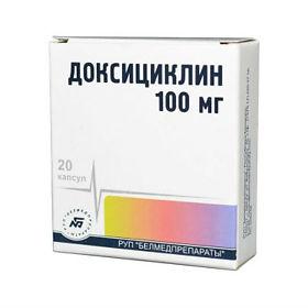 доксициклин инструкция по применению цена отзывы таблетки