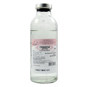 раствор глюкозы инструкция по применению