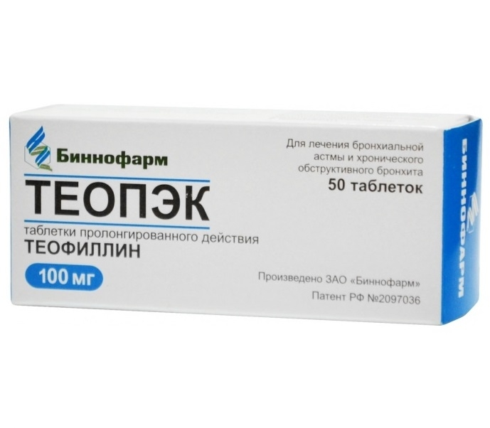 теопэк 300 мг инструкция по применению - фото 11