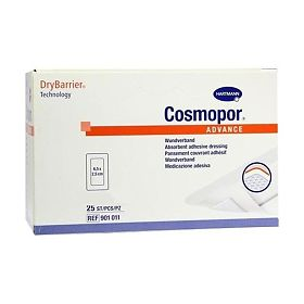 Повязка Cosmopor Advance/Космопор Эдванс 15 х 8 см, 25 шт.