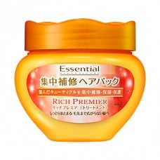 Маска KAO Essential Damage Care Rich, 200 г