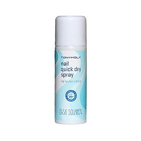 Сушка для маникюра Tony Moly Easy solution nail quick dry, 30мл