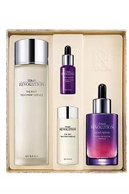 Набор Missha для лица Time Revolution Best Seller Special Set (4 предмета), 1 шт.