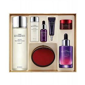 Набор Missha для лица Time Revolution Best Seller Special Set III, 1 шт.