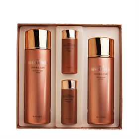 Набор Missha для лица Time Revolution Wrinkle Cure Special Gift Set № 1 (4 предмета), 1 шт.