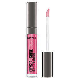Блеск для губ Divage Lip Gloss Crystal Shine № 12, упак.
