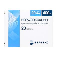 Норфлоксацин инструкция по применению таблетки 500 мг цена от чего