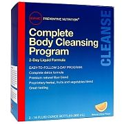 Купить ДжиЭнСи (GNC) Комплекс.прогр. Клинзинг Ту Дэй (2day Complete Body Cleansing Program) 480 мл 2 шт., упак. цена