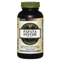 ДжиЭнСи (GNC) Папайя энзимы (Papaya Enzyme) таблетки 240 шт., упак.