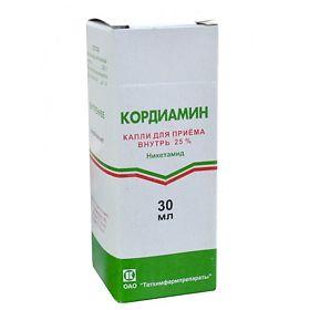 Кордиамин [капли] цена в аптеках москвы, инструкция по применению.