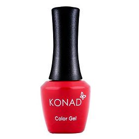Гель-лак для ногтей Konad Gel Nail 08 Scarlet Red, упак.