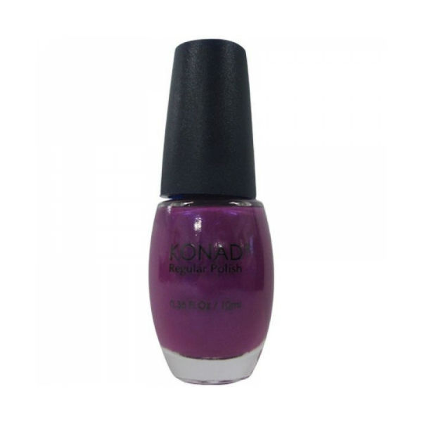 Лак для ногтей Konad Regular Nail R14 Solid Violet 10мл, упак.