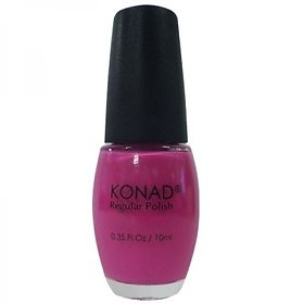 Лак для ногтей Konad Regular Nail R20 Solid Pink 10мл, упак.