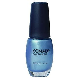 Лак для ногтей Konad Regular Nail R59 Sky Blue 10мл, упак.