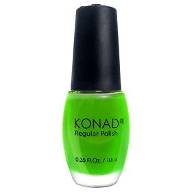 Лак для ногтей Konad Regular Nail R64 Psyche Green 10мл, упак.
