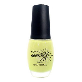 Лак для ногтей Konad с запахом Scented Nail H05 Pineapple, упак.