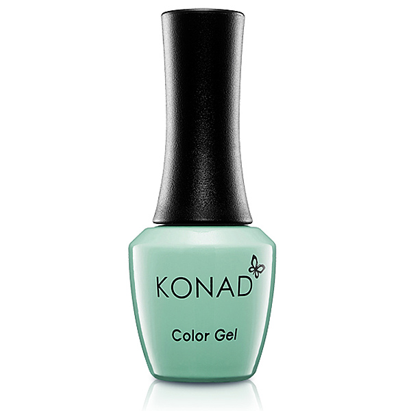 Гель-лак для ногтей Konad Gel Nail 35 Mist Green, упак.
