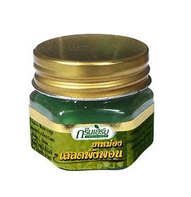 Бальзам 5 Stars Cosmetic Зеленый Hop Headed Barleria Green Balm, упак