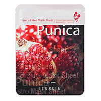 Купить Маска для лица с гранатом It\'s Skin Punica Estro Mask Sheet, 22 г цена