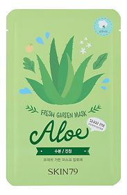 Тканевая маска с алоэ SKIN79 FRESH GARDEN MASK - ALOE, 23 г