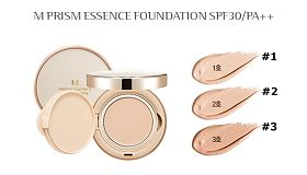 Крем-пудра Missha M Prism Essence Foundation SPF30/PA (№ 2) 37.5г, упак.