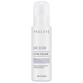 Сыворотка Missha для волос Procure Extra Volume Hair Serum 100мл, упак.