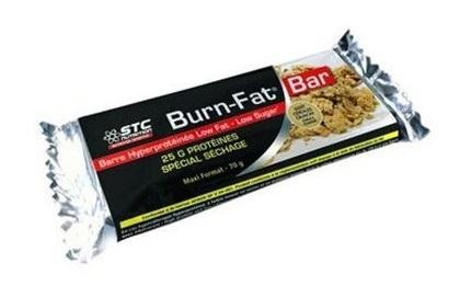 ЭсТиСи (STC) Бёрн-Фэт Бар (BURN FAT BAR Presentoir) батончик 70 г, упак.