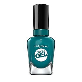 Гель-Лак для ногтей Sally Hansen Miracle Gel Тон fish-teal braid 730 14,7 мл, 1 шт.