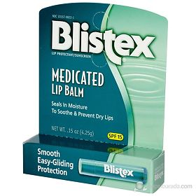 Бальзам для губ Blistex Medicated Lip Balm, 1 шт