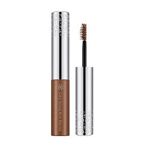 Тушь для бровей Missha the style color setting brow mascara no 4/ pumpkin brown, упак.