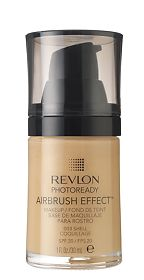 Тональный крем Revlon Photoready Airbrush Effect Makeup Shell 003, 30 мл