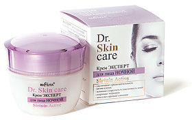 Крем-эксперт для лица Belita Dr. Skin Care ночной Sirtuin Active, 50мл