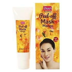 Маска-пленка Banna Peel-off Mask Mango Манго, 120мл