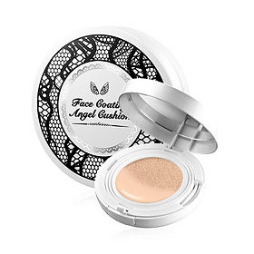 Секрет Кей (Secret Key) CC-Крем компактный 21 тон Face Coating Angel Cushion white angel, 21г