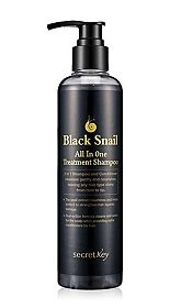 Секрет Кей (Secret Key) Шампунь улиточный Black Snail All in One Treatment Shampoo, 250мл