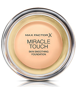 Max Factor Miracle Touch Creamy Ivory тональная основа 040, 11,5 г