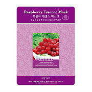 Купить Mijin Essence Raspberry Mask маска тканевая малина, 23 г цена
