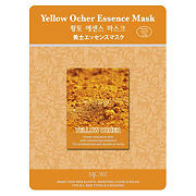 Купить Mijin Essence Yellow Ocher Mask маска тканевая охра, 23 г цена
