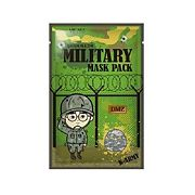 Купить Mijin MJ Care маска для лица мужская MJ Military mask, 25 г цена