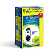 Купить Глюкометр One Touch Select Plus, 1 шт. цена