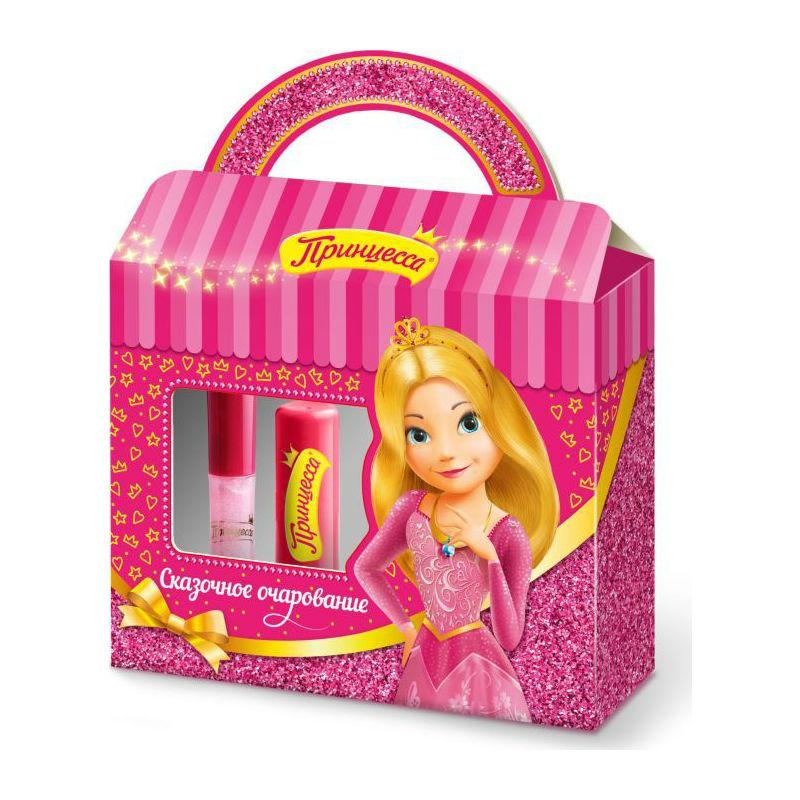 детский набор принцесса косметика купить